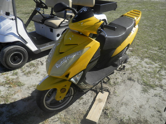 10-44101 (Cars-Motorcycle)  Seller: Gov-Port Richey Police Department 2016 RIYA