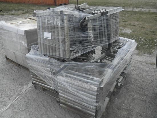 10-45941 (Equip.-Conveyor)  Seller:Private/Dealer (7) CONVEYOR TABLES