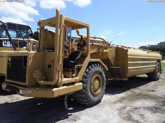 10-48691 (Equip.-Water wagon)  Seller:Private/Dealer CATERPILLAR 613C ARTICULATI