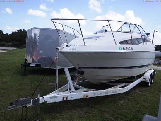 10-49428 (Vessels-Cuddy cabin)  Seller:Private/Dealer 1996 USC CIERA2355