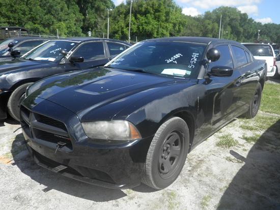 10-06111 (Cars-Sedan 4D)  Seller: Florida State F.H.P. 2014 DODG CHARGER