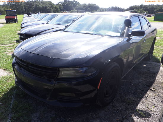 10-06113 (Cars-Sedan 4D)  Seller: Florida State F.H.P. 2015 DODG CHARGER