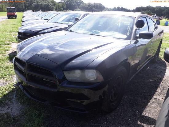 10-06115 (Cars-Sedan 4D)  Seller: Florida State F.H.P. 2012 DODG CHARGER