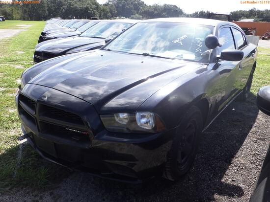 10-06118 (Cars-Sedan 4D)  Seller: Florida State F.H.P. 2014 DODG CHARGER