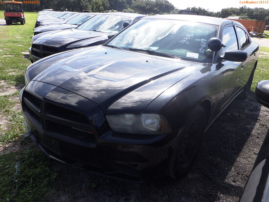 10-06117 (Cars-Sedan 4D)  Seller: Florida State F.H.P. 2013 DODG CHARGER