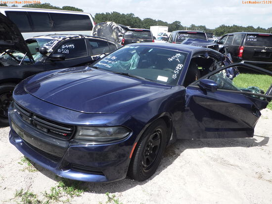 10-05128 (Cars-Sedan 4D)  Seller: Florida State F.H.P. 2016 DODG CHARGER