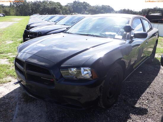 10-06119 (Cars-Sedan 4D)  Seller: Florida State F.H.P. 2013 DODG CHARGER