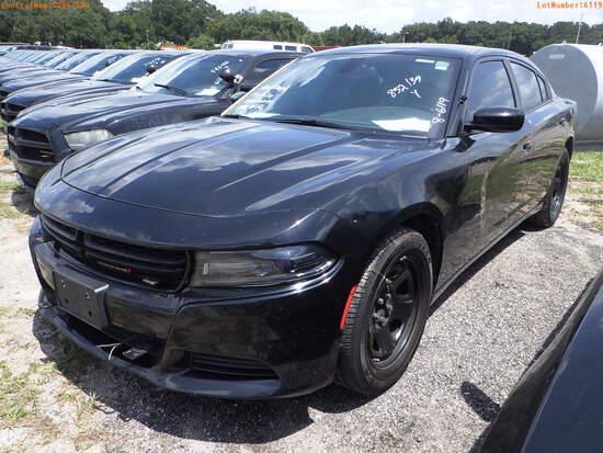 10-06122 (Cars-Sedan 4D)  Seller: Florida State F.H.P. 2015 DODG CHARGER