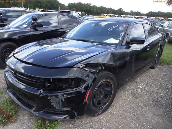 10-05122 (Cars-Sedan 4D)  Seller: Florida State F.H.P. 2016 DODG CHARGER