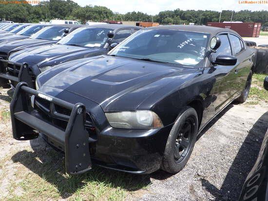 10-06121 (Cars-Sedan 4D)  Seller: Florida State F.H.P. 2014 DODG CHARGER