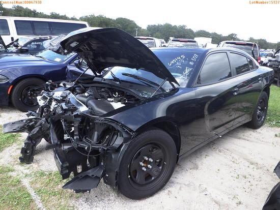 10-05127 (Cars-Sedan 4D)  Seller: Florida State F.H.P. 2019 DODG CHARGER