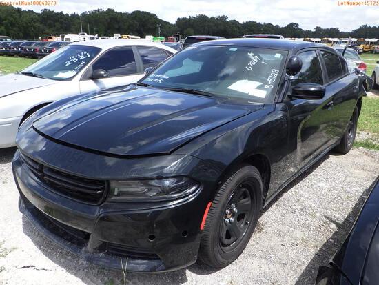10-05123 (Cars-Sedan 4D)  Seller: Florida State F.H.P. 2019 DODG CHARGER