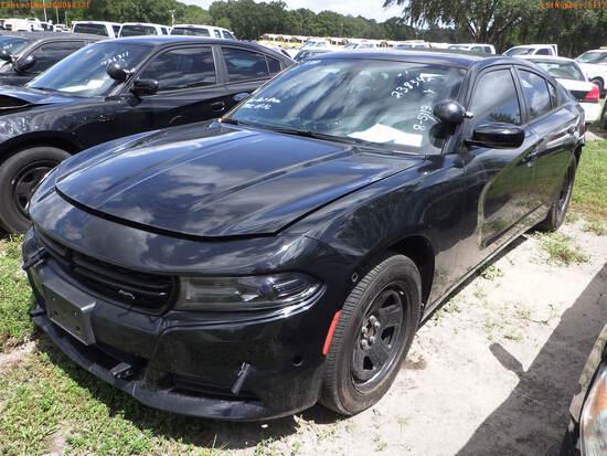 10-05121 (Cars-Sedan 4D)  Seller: Florida State F.H.P. 2018 DODG CHARGER
