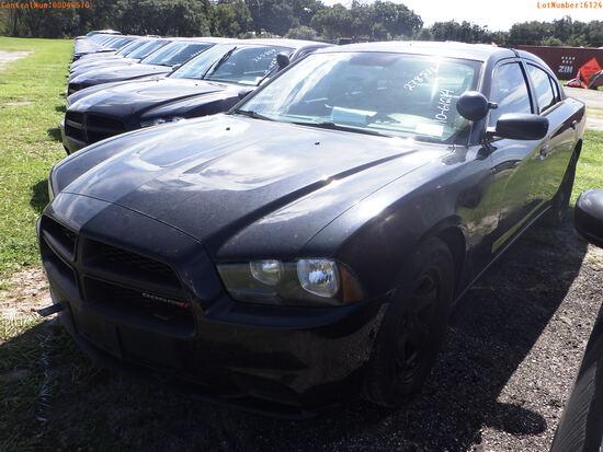 10-06124 (Cars-Sedan 4D)  Seller: Florida State F.H.P. 2012 DODG CHARGER