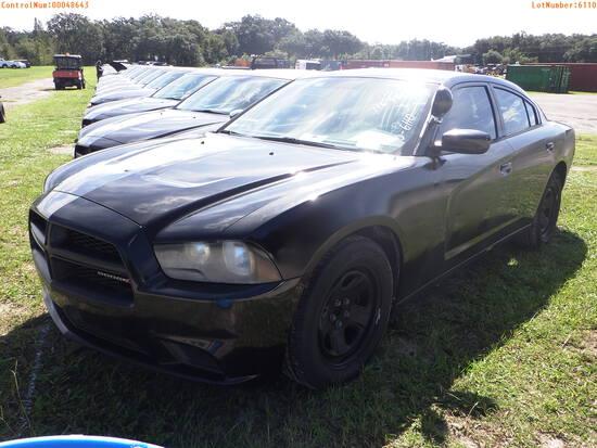 10-06110 (Cars-Sedan 4D)  Seller: Florida State F.H.P. 2013 DODG CHARGER