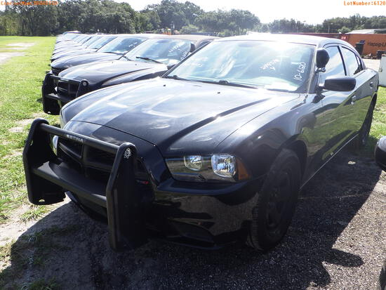 10-06120 (Cars-Sedan 4D)  Seller: Florida State F.H.P. 2014 DODG CHARGER