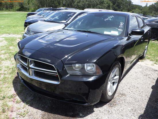 10-07115 (Cars-Sedan 4D)  Seller:Private/Dealer 2012 DODG CHARGER