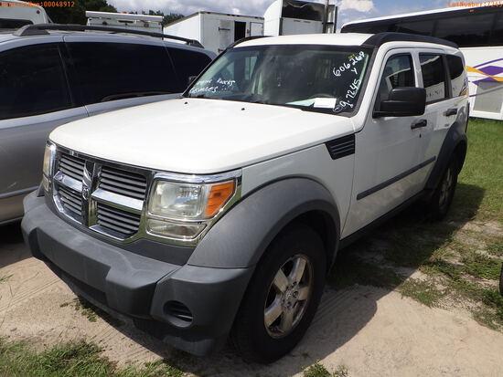 10-07120 (Cars-SUV 4D)  Seller:Private/Dealer 2007 DODG NITRO