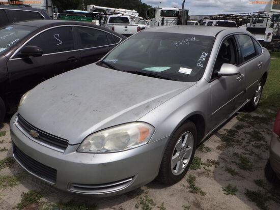 10-07119 (Cars-Sedan 4D)  Seller:Private/Dealer 2007 CHEV IMPALA
