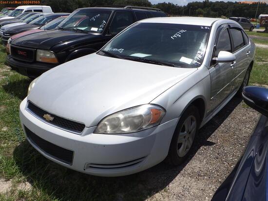 10-07111 (Cars-Sedan 4D)  Seller:Private/Dealer 2011 CHEV IMPALA