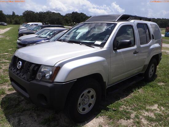 10-07116 (Cars-SUV 4D)  Seller:Private/Dealer 2006 NISS XTERRA