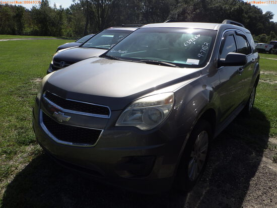 10-49335 (Cars-SUV 4D)  Seller:Private/Dealer 2010 CHEV EQUINOX