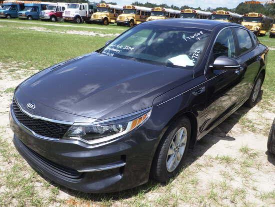 10-07123 (Cars-Sedan 4D)  Seller:Private/Dealer 2017 KIA OPTIMA