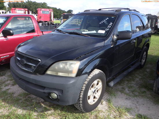 10-07122 (Cars-SUV 4D)  Seller:Private/Dealer 2005 KIA SORENTO