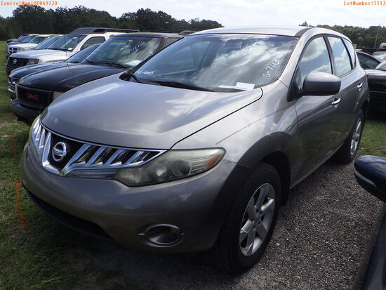 10-07113 (Cars-SUV 4D)  Seller:Private/Dealer 2009 NISS MURANO