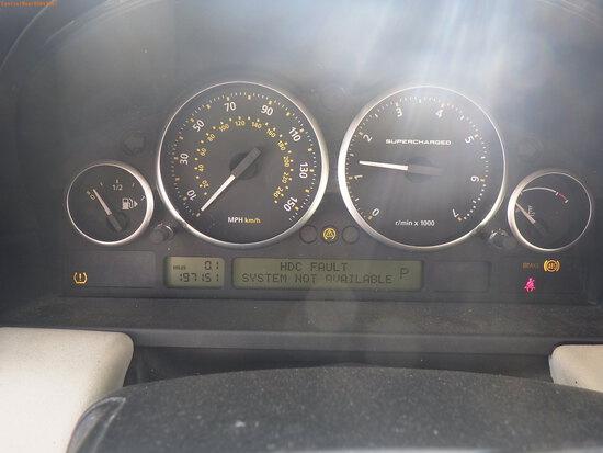10-49862 (Cars-SUV 4D)  Seller:Private/Dealer 2007 LNDR RANGEROVE