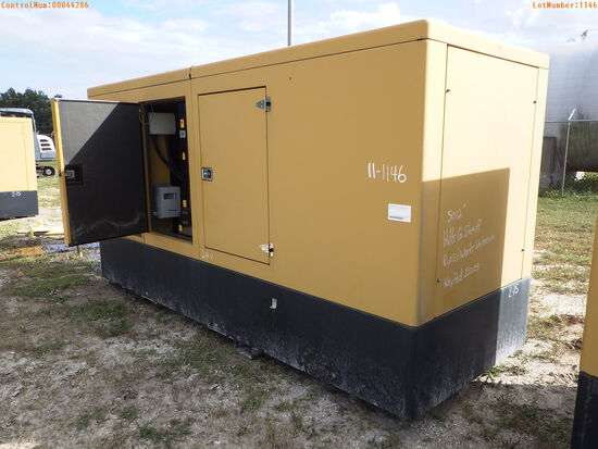 11-01146 (Equip.-Generator)  Seller: Gov-Hillsborough County Sheriff-s HIMOINSA