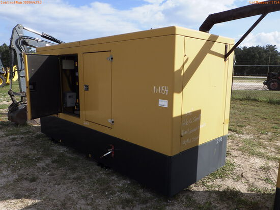 11-01154 (Equip.-Generator)  Seller: Gov-Hillsborough County Sheriff-s HIMOINSA