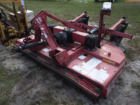 11-01138 (Equip.-Mower)  Seller:Private/Dealer BUSH HOG 3PT HITCH PTO ROTARY MOW
