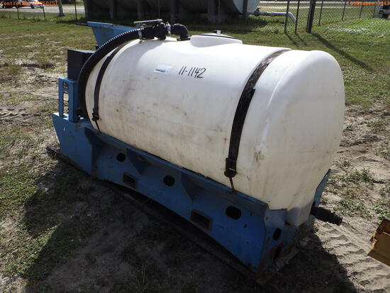 11-01142 (Equip.-Pump)  Seller:Private/Dealer STRAIGHTLINE SL300 DRILLING MUD MI