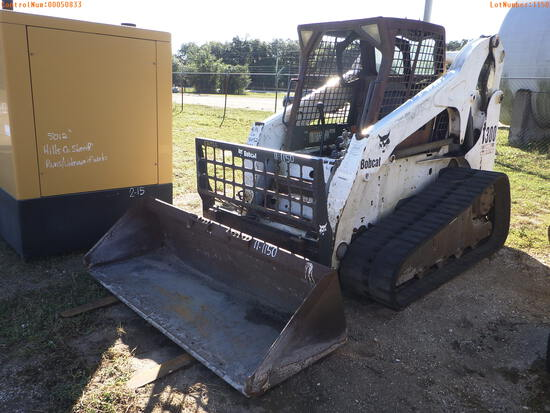11-01150 (Equip.-Loader- skid steer)  Seller: Gov-Hillsborough County B.O.C.C. B
