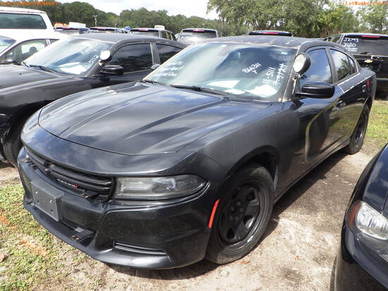 11-05111 (Cars-Sedan 4D)  Seller: Florida State F.H.P. 2015 DODG CHARGER