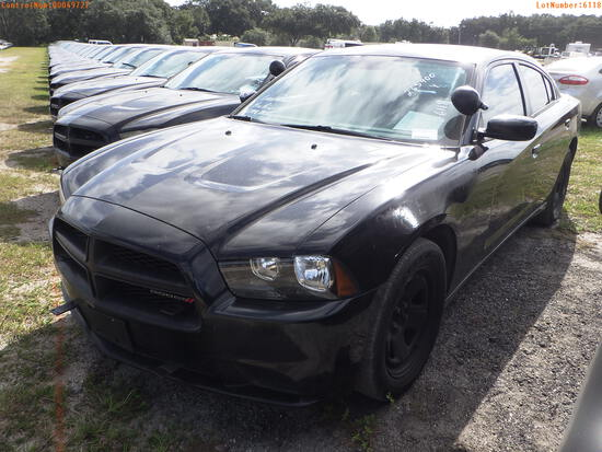 11-06118 (Cars-Sedan 4D)  Seller: Florida State F.H.P. 2014 DODG CHARGER