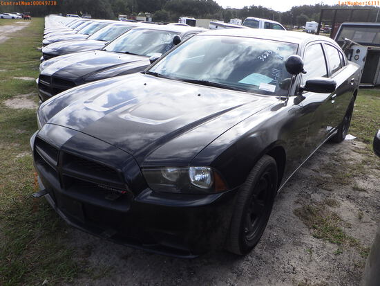 11-06111 (Cars-Sedan 4D)  Seller: Florida State F.H.P. 2014 DODG CHARGER