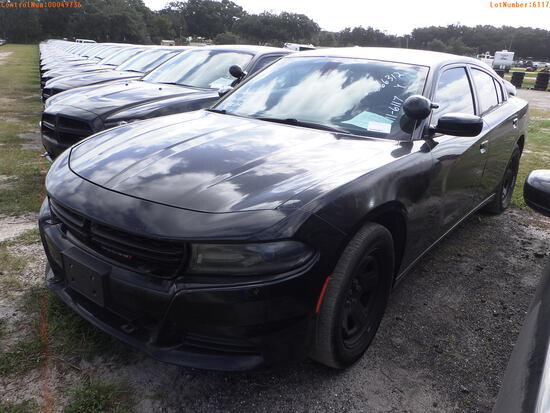 11-06117 (Cars-Sedan 4D)  Seller: Florida State F.H.P. 2015 DODG CHARGER