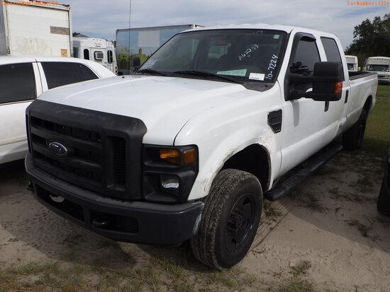11-49550 (Trucks-Pickup 4D)  Seller:Private/Dealer 2008 FORD F250