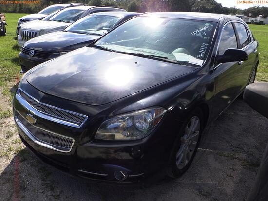 11-49690 (Cars-Sedan 4D)  Seller:Private/Dealer 2012 CHEV MALIBU