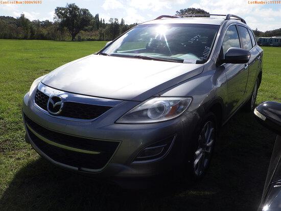 11-49693 (Cars-SUV 4D)  Seller:Private/Dealer 2011 MAZD CX9
