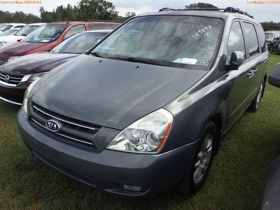 11-50343 (Cars-Van 4D)  Seller:Private/Dealer 2006 KIA SEDONA