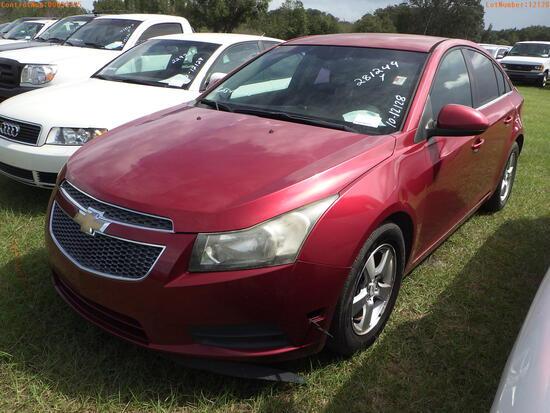 11-50355 (Cars-Sedan 4D)  Seller:Private/Dealer 2012 CHEV CRUZE