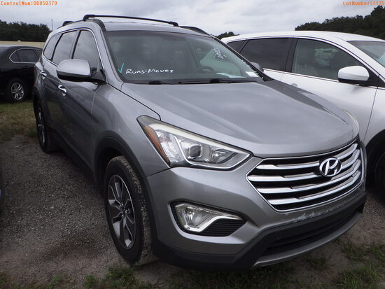 11-07135 (Cars-SUV 4D)  Seller:Private/Dealer 2013 HYUN SANTAFE