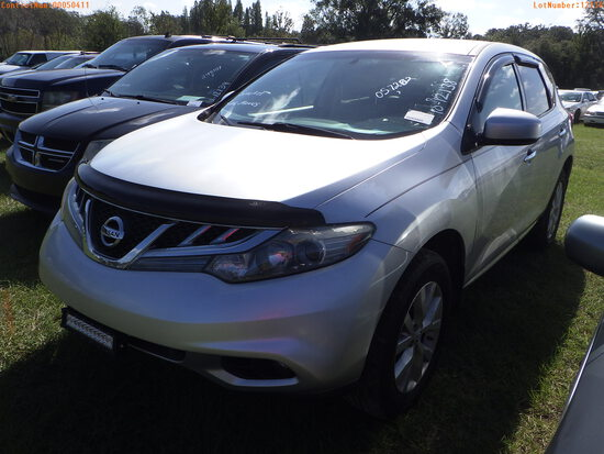 11-50411 (Cars-SUV 4D)  Seller:Private/Dealer 2011 NISS MURANO