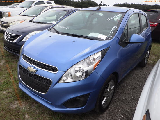 11-07123 (Cars-Sedan 4D)  Seller:Private/Dealer 2014 CHEV SPARK