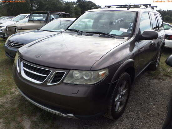 11-07140 (Cars-SUV 4D)  Seller:Private/Dealer 2008 SAAB 97X