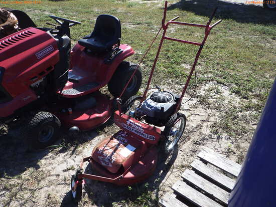 12-02124 (Equip.-Mower)  Seller: Gov-Manatee County SARLO 22 INCH SELF PROPELLED