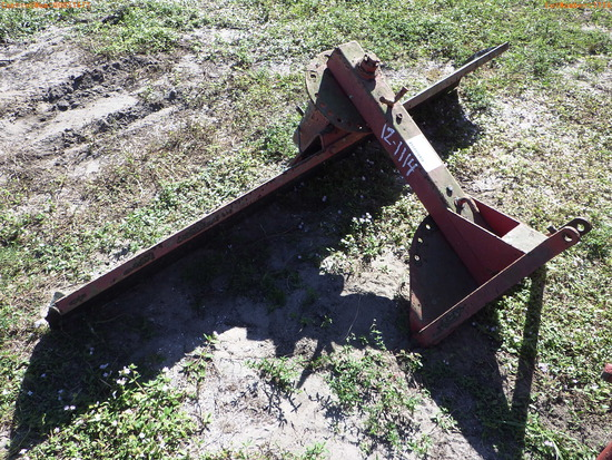 12-01114 (Equip.-Implement- misc.)  Seller:Private/Dealer 8 FOOT 3 POINT HITCH T